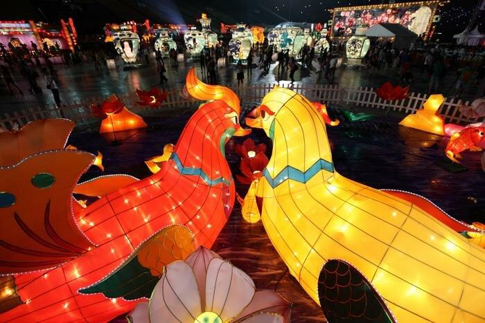 Вовремя празднования Китайского нового года в стране пройдут фестивали и множество развлекательных мероприятий.