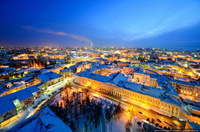 Главное здание КГУ (Казанский государственный университет)