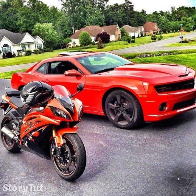 Авто с мото фото