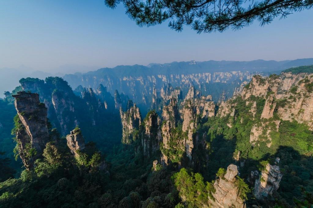 искали национальный парк чжанцзяцзе китай фото откровенны, что