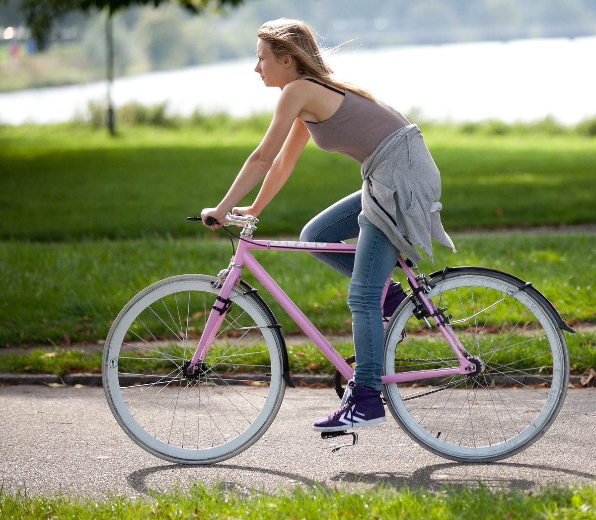 можно ли велосипед