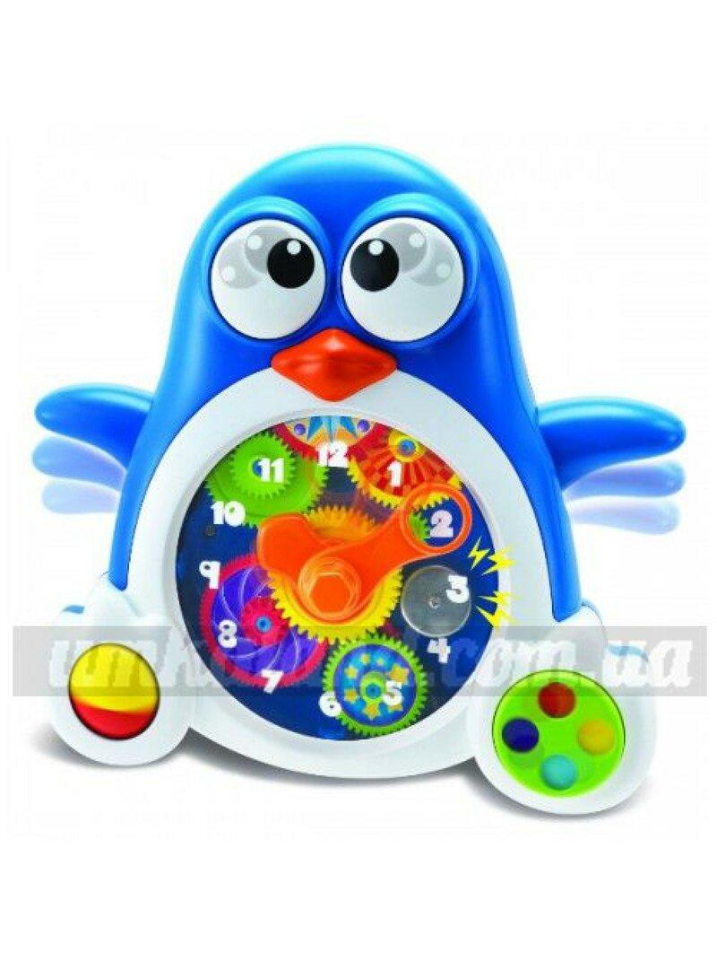 Часы пингвин