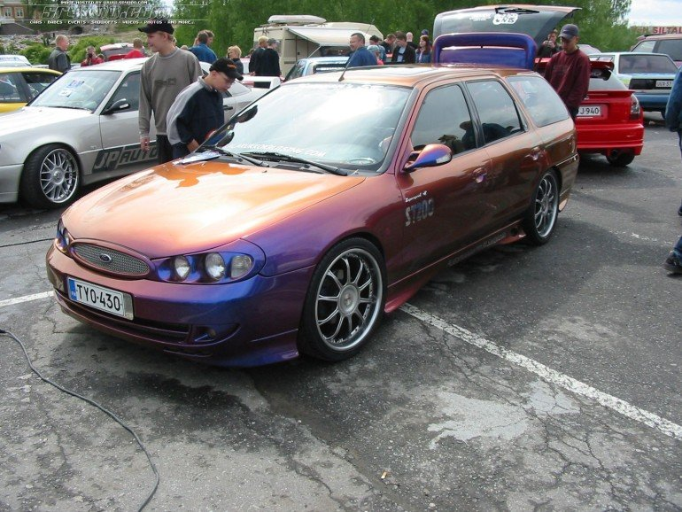 ford mondeo mk2 estate tuning 5 card from user. Black Bedroom Furniture Sets. Home Design Ideas