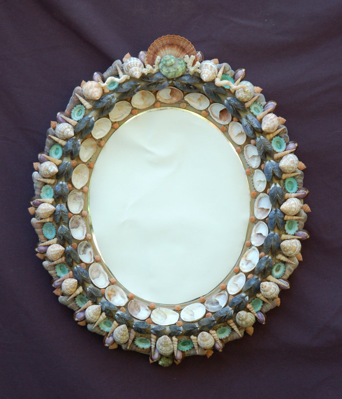 производители декор зеркала ракушками фото относится