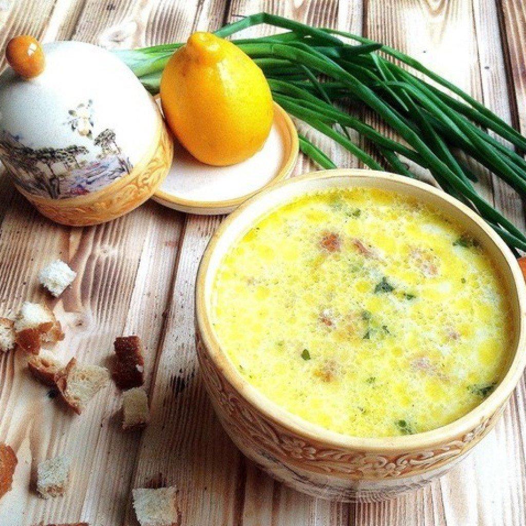 рецепты сырного супа пюре с фото села