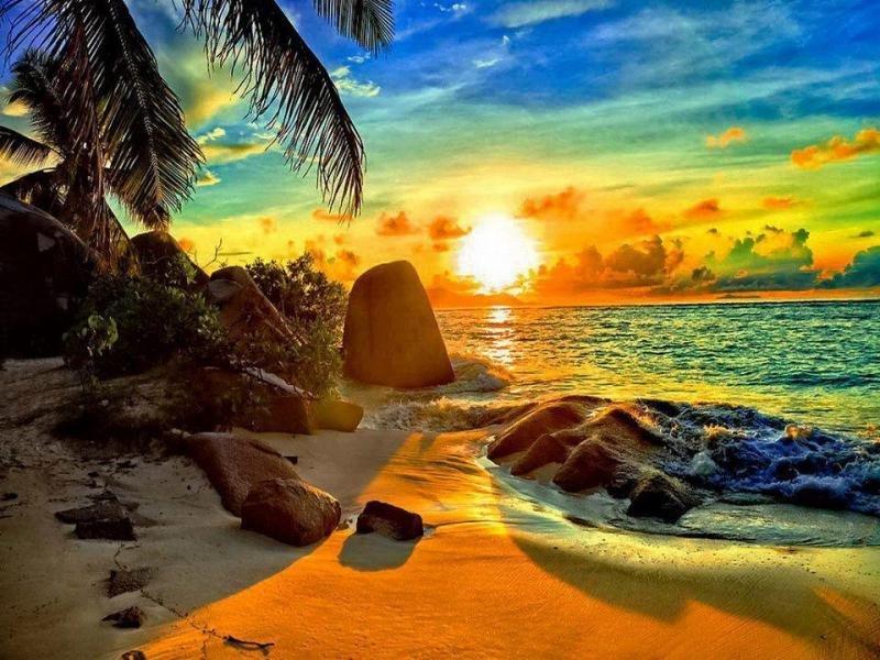 Перхентианы или Перхентианские острова в Малайзии вся