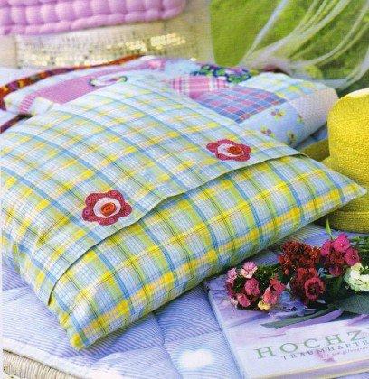 Своими руками подушки и одеяло