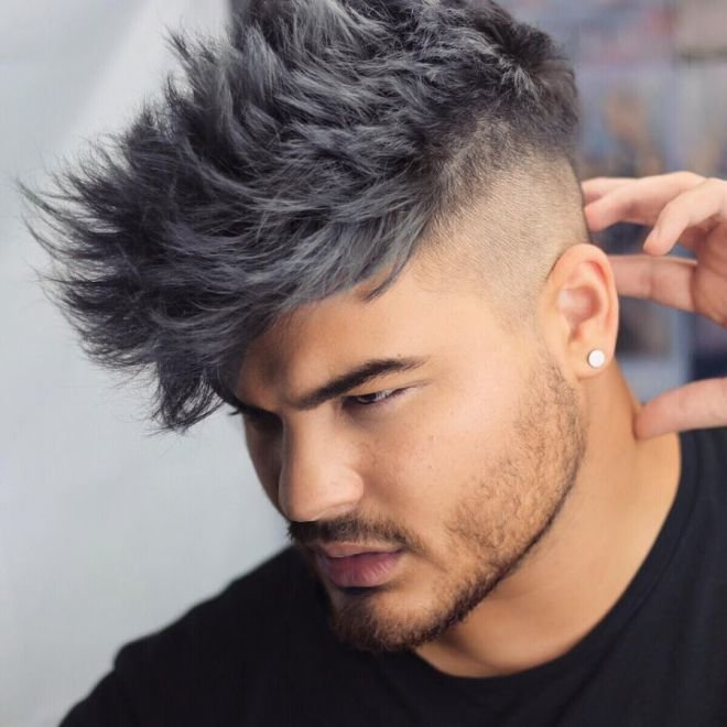 mens hair color trends 2017 - 660×660