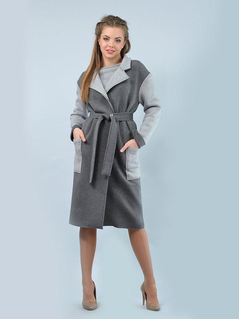 облегчённое пальто фото