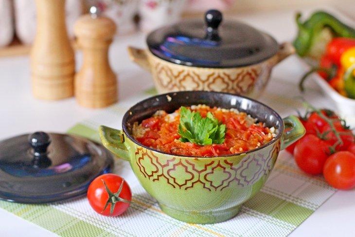 Блюда из пшенной крупы рецепты с фото