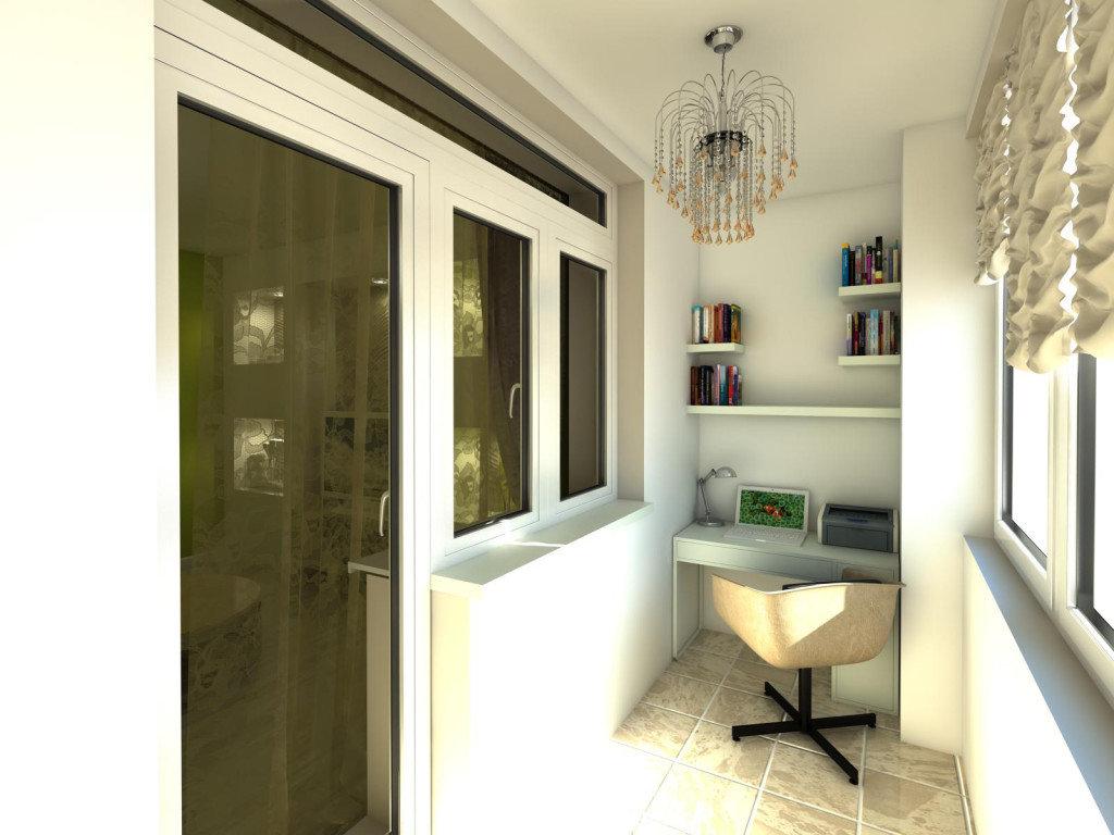 Стильные и необычные идеи обустройства маленьких балконов и .