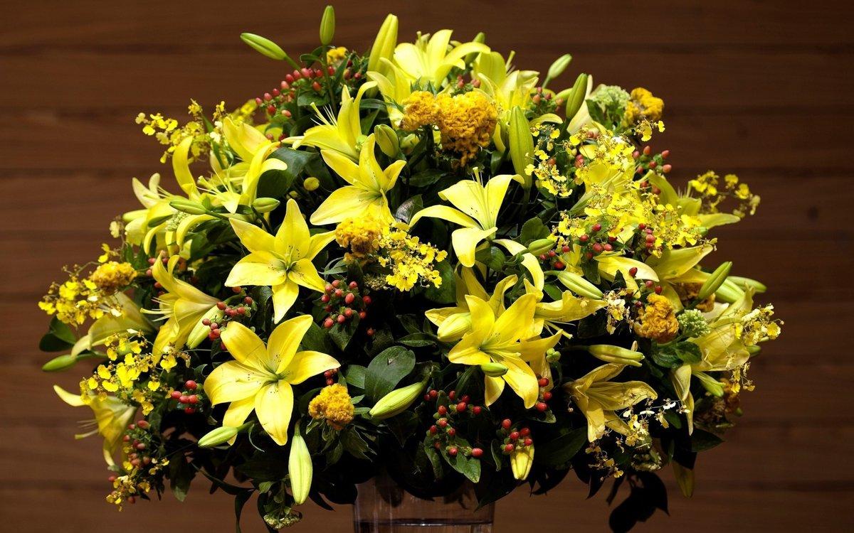 защитники начале цветы лилии огромный букет картинки данной категории