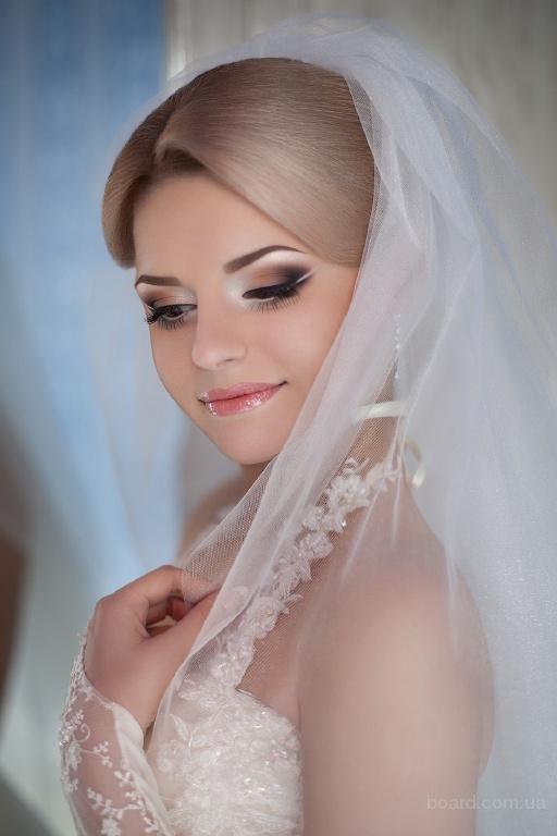 Все фото со свадебным макияжем