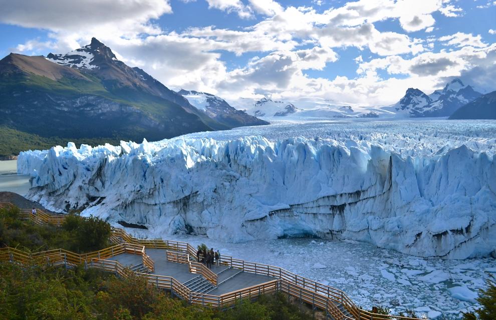 ледник перито-морено фото