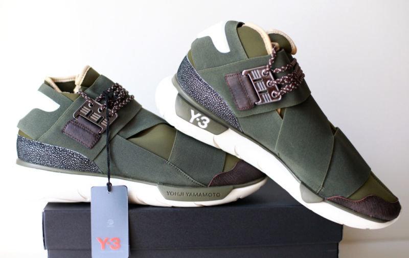 Купить Купить adidas Y 3 de Military Yohji Yohji Yamamoto Olive Khaki Military en eBay a3eb74b - itorrent.site