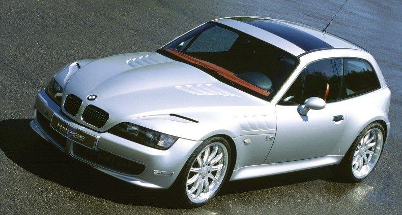 Hartge BMW Z3 M Coupe (E36.8)