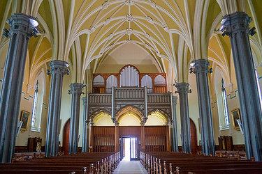 собор на малой грузинской орган
