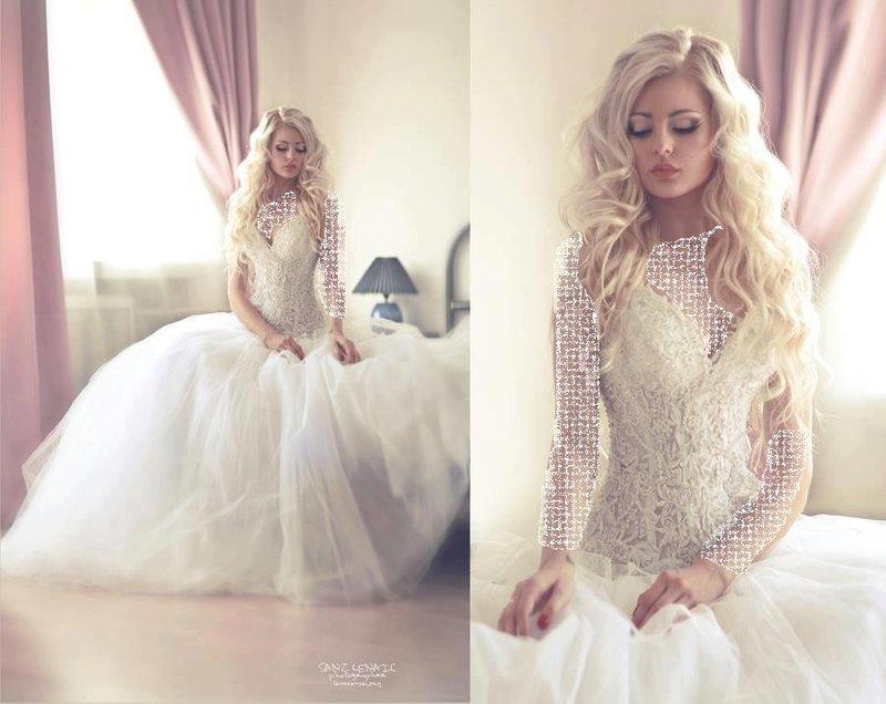 Скачать Свадебный образ невесты фото 1