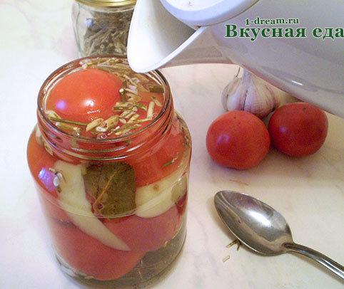 долгих лет сколько кг помидоров надо на 3-х литровую банку свою