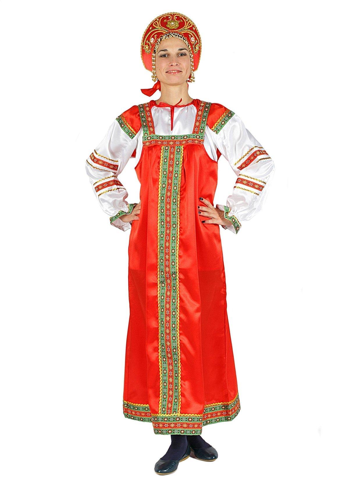 Одежда в россии картинки