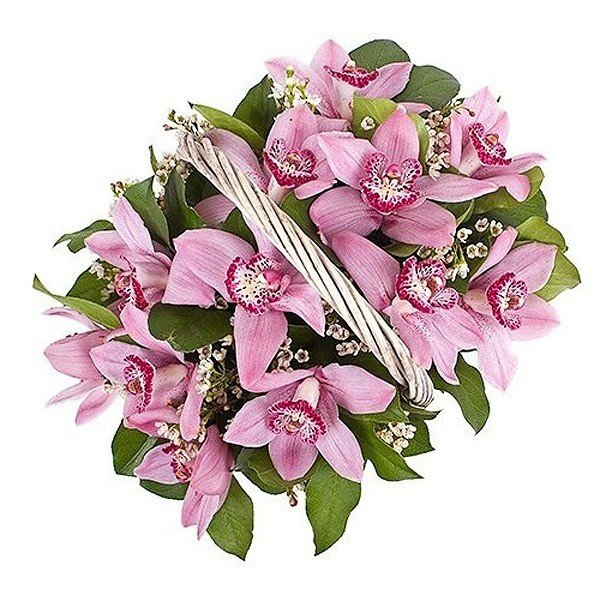 Ландышей, букеты с орхидеями цена в украине