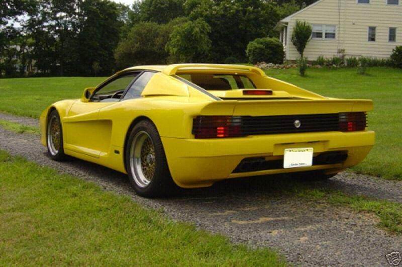 Gemballa Ferrari Testarossa '1987