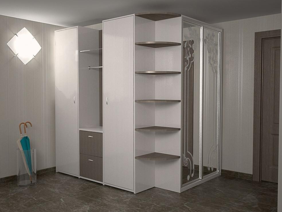 """Белый угловой шкаф """" - карточка пользователя lenkabro.18.18 ."""
