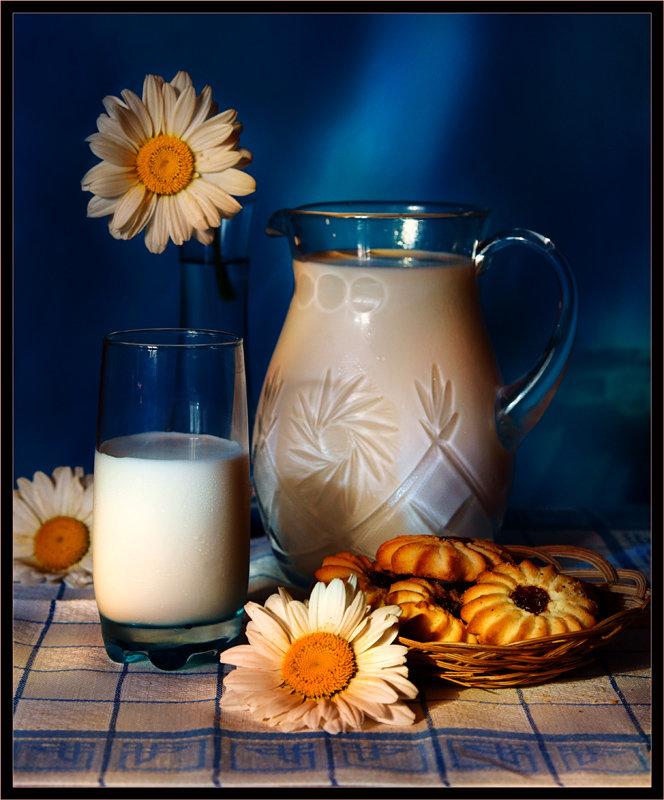 Банка рассолом, открытки с молоком и добрым утром