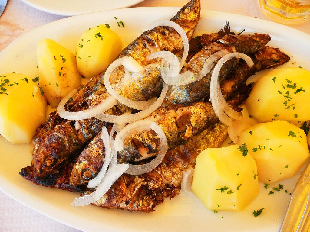Блюда португальской кухни изоражения