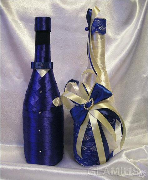 Декупаж шампанского своими руками фото 40