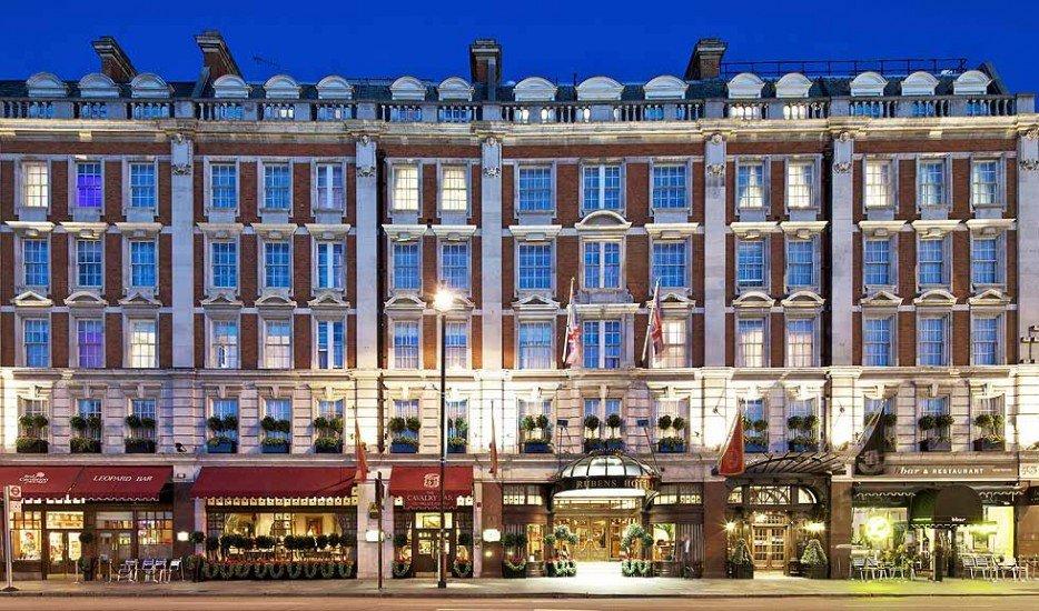 странно, лучшие современные отели лондона фото все легко просто