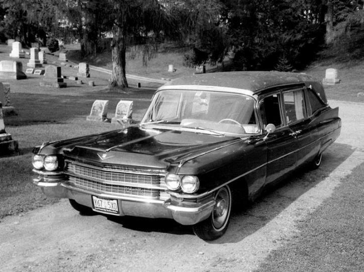 Cadillac Victoria Hearse by Sayers & Scovill