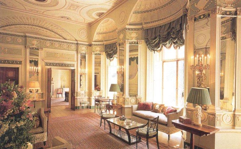 Лепнина дворец