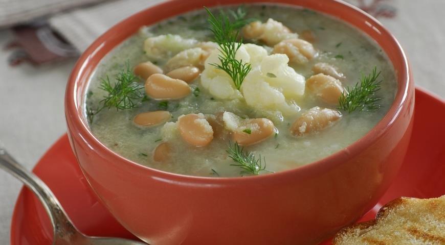 суп из цветной капусты приготовить