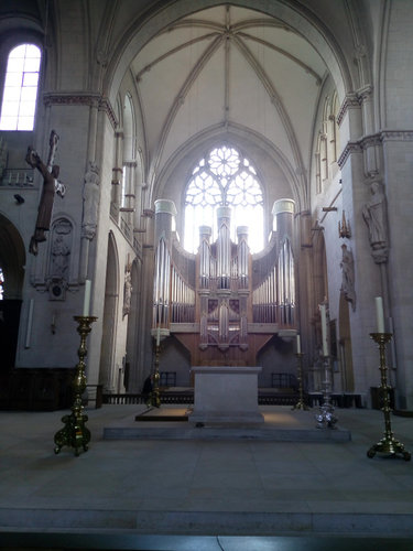 амьенский кафедральный собор