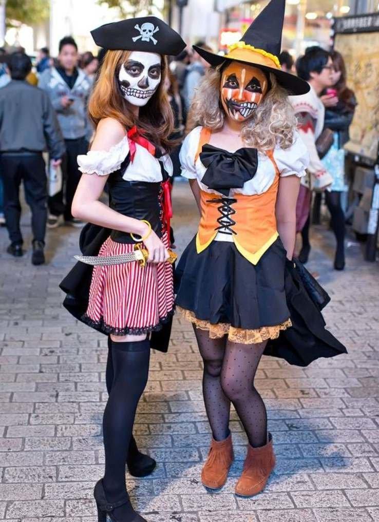 Костюмы на хэллоуин картинки фото