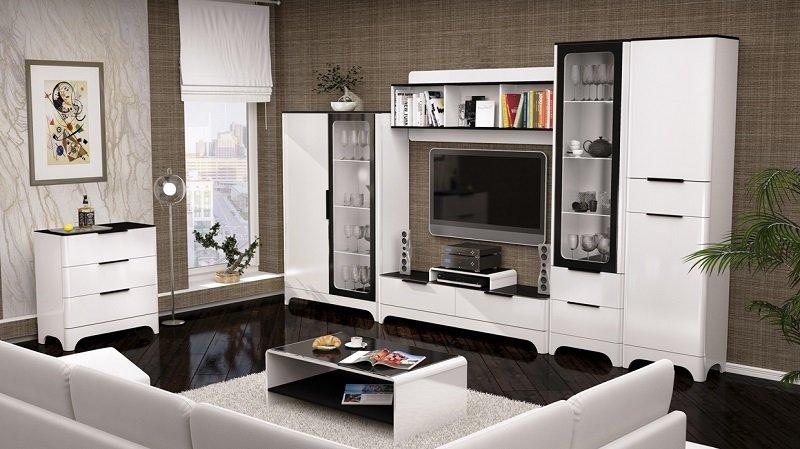 купить модульную мебель для гостиной танго от производителя