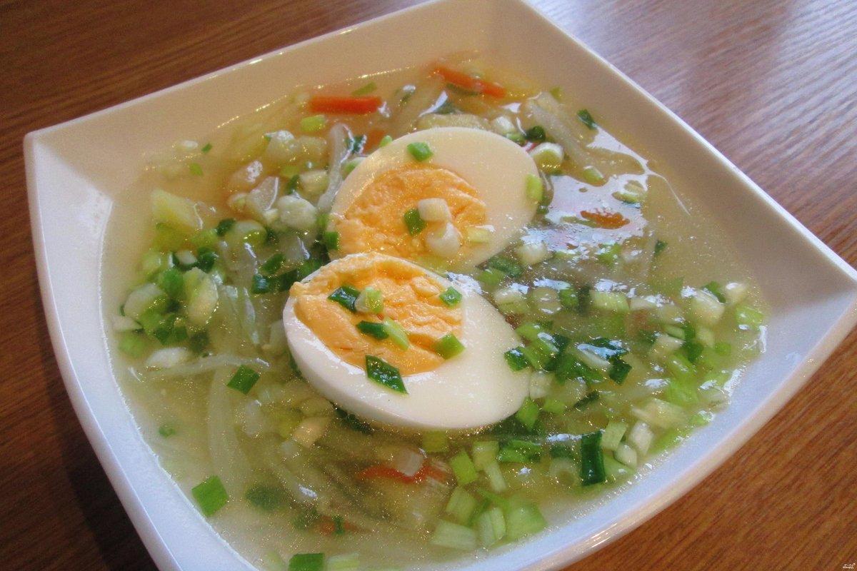 Суп из баранины шурпа