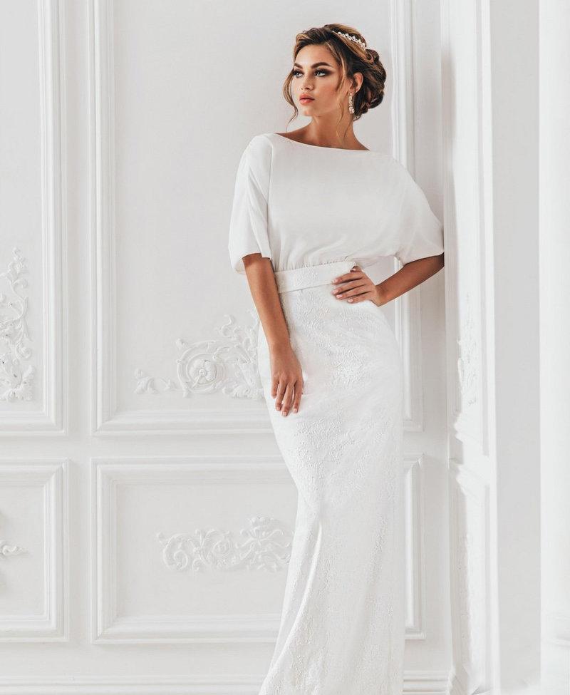 Платье для венчания в церкви купить