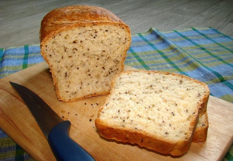 Новые хлеба рецепты с фото