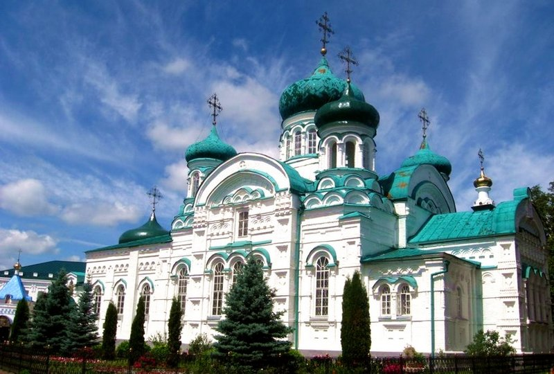 Раифский мужской монастырь