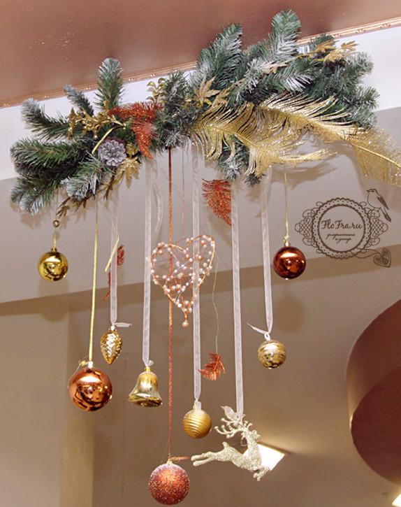 Новогодний интерьер фото-идей для вашего дома!