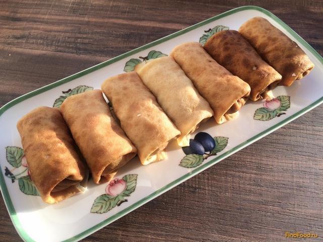 Домашний рецепт приготовления блинов