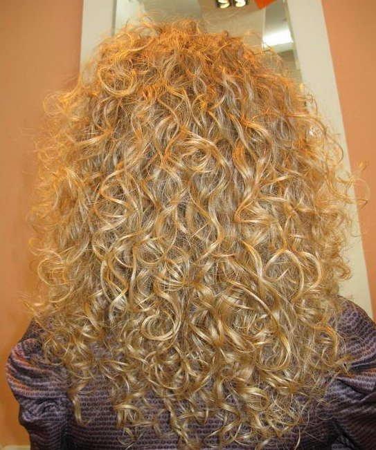 Укладка диффузором длинные волосы