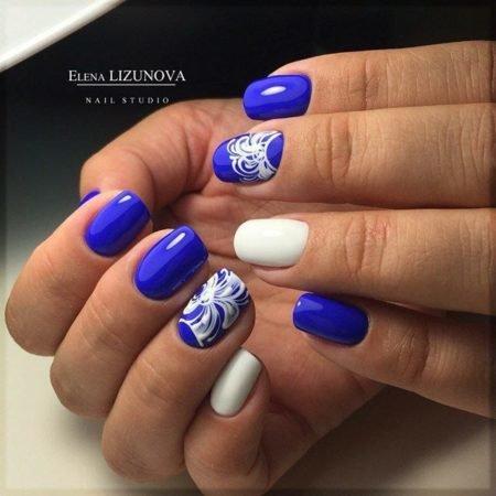 Красивый дизайн ногтей на каждый день
