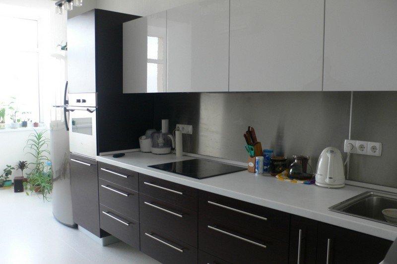 фото кухни цветовые решения