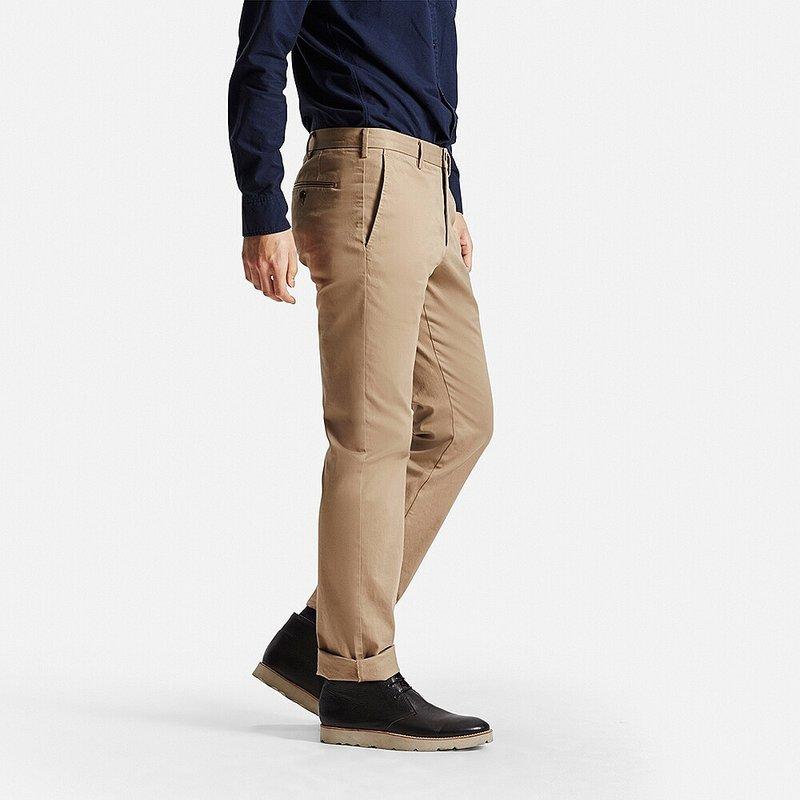 брюки-слаксы мужские фото