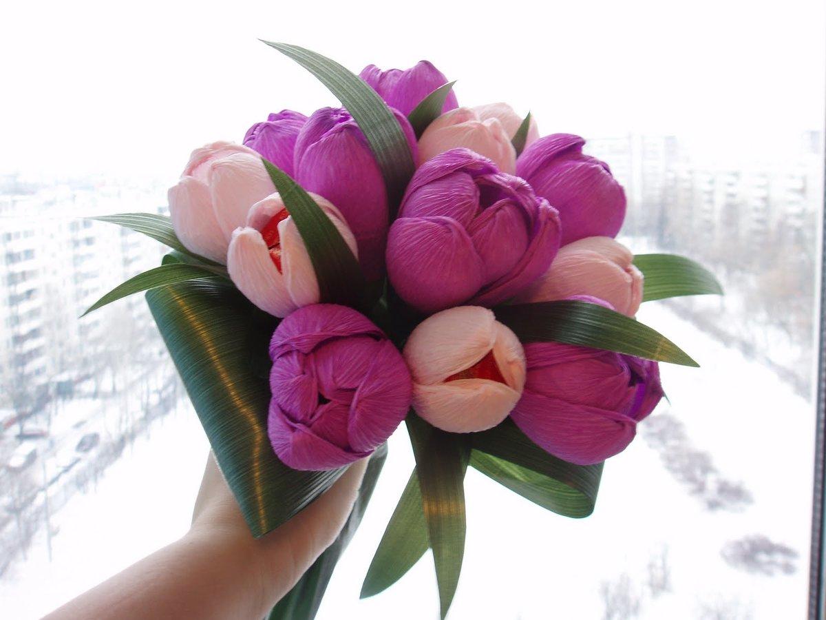 Новые букет на 8 марта своими руками мк, 201 роз украина