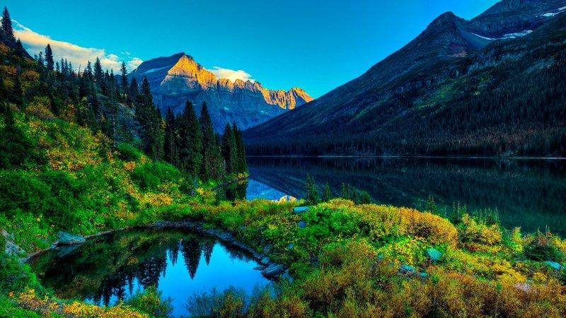 красивые фото природы скачать
