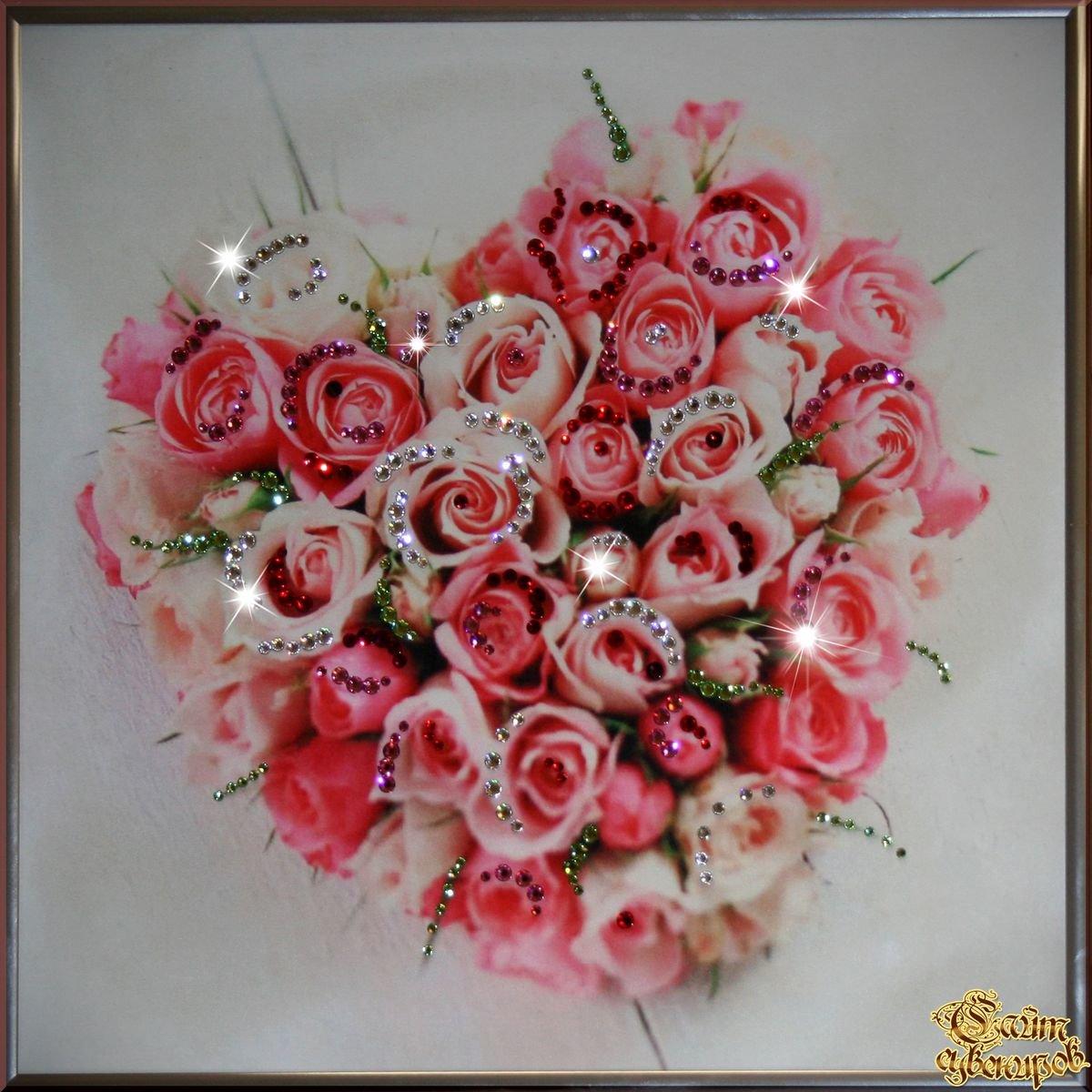 Букет на 10 лет свадьбы, цветов